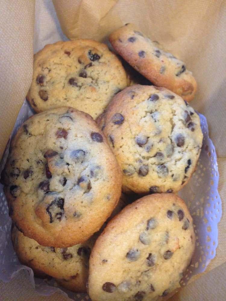 Recept american cookies maken