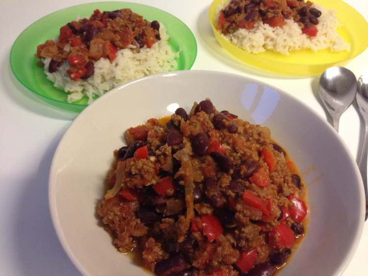 Chili con carne recept kindvriendelijk