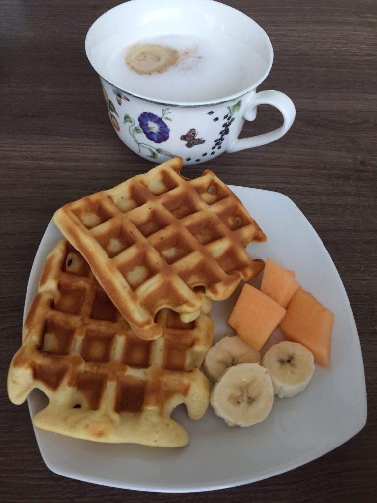Zachte wafels bakken recept vanillewafels