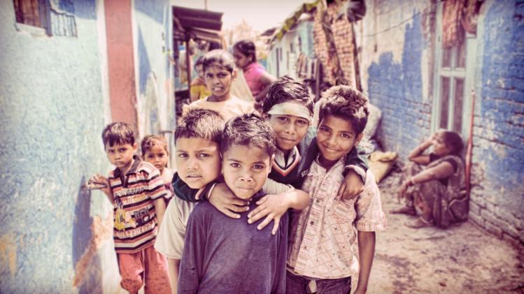 Humanitaire hulp - goede doelen steunen