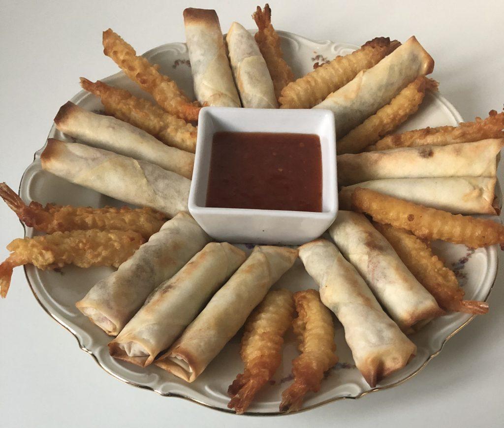 Koken met airfryer - snacks uit de Airfryer