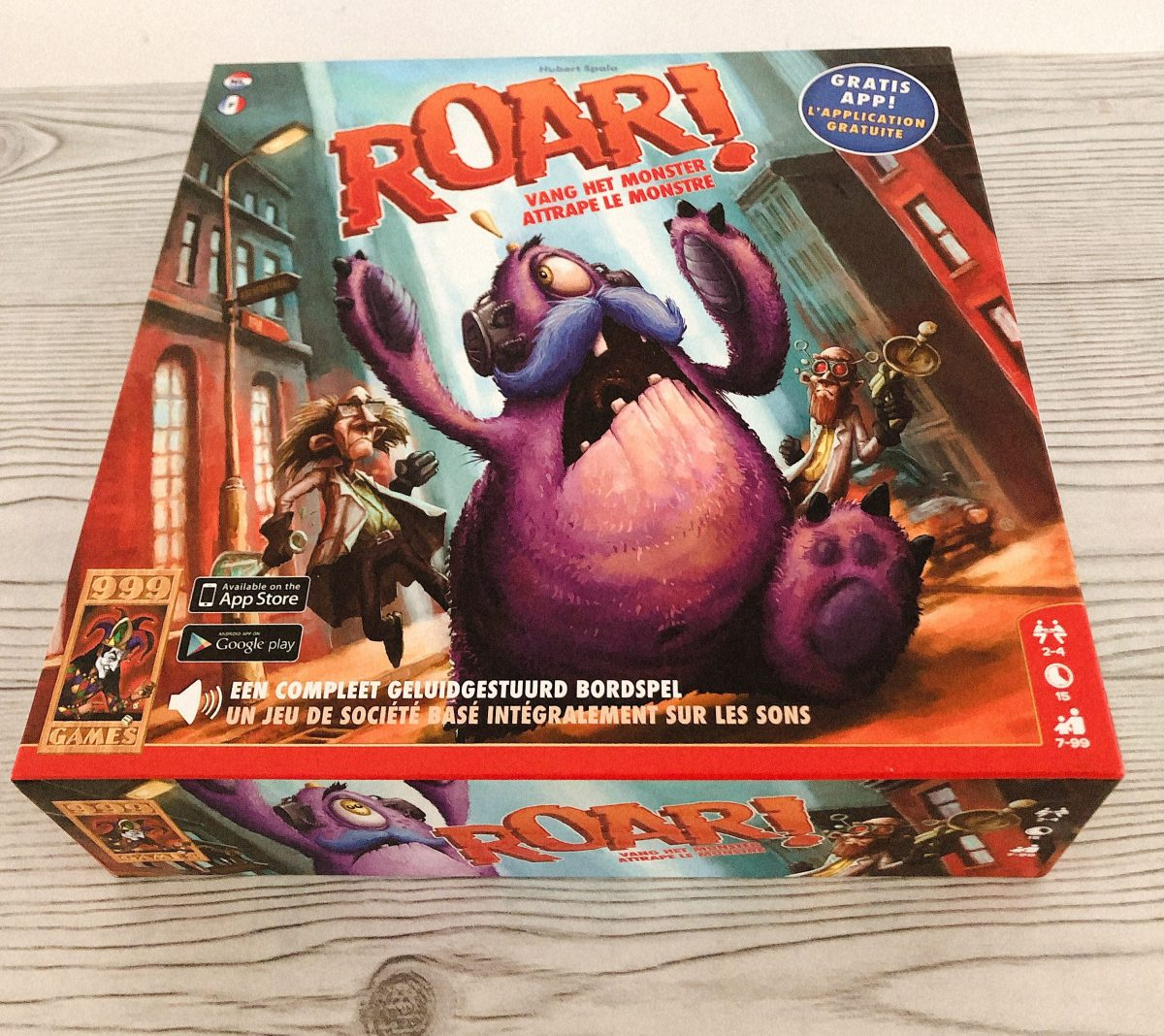 Review: Roar Bordspel