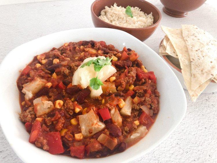 Chili con carne recept maken-2