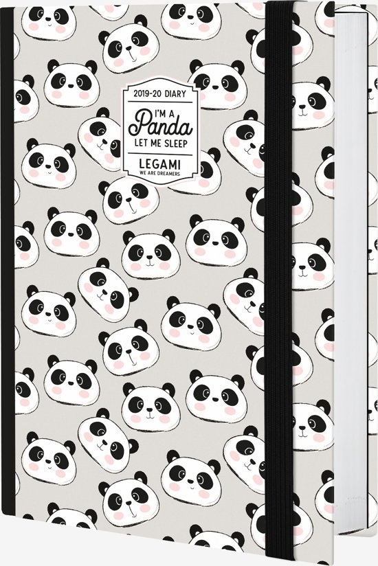Legami panda agenda terug naar school