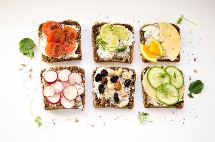 Tips voor gezonde brooddozen voor kinderen lunch idee