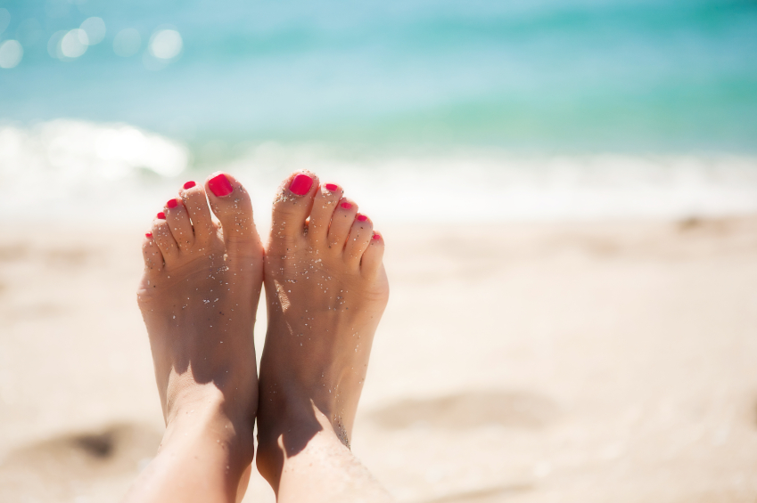 Healthy nails and their relationship to your internal organs - Ping ...