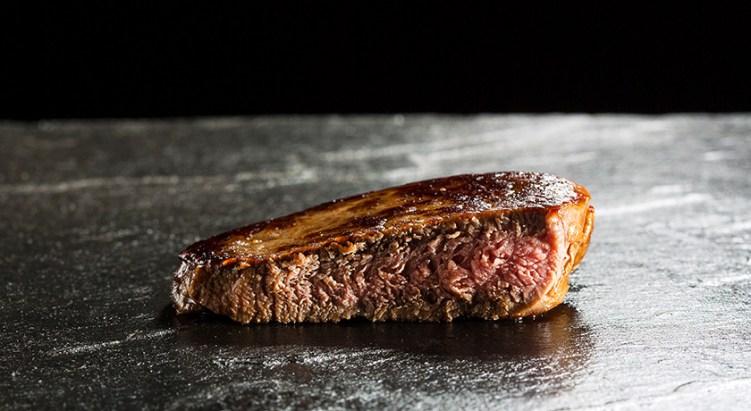 Os pontos da carne
