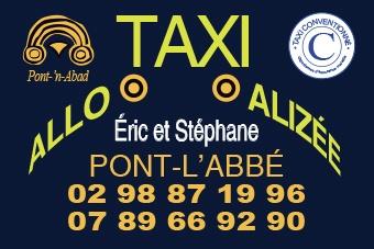 Allo Alizée Taxi