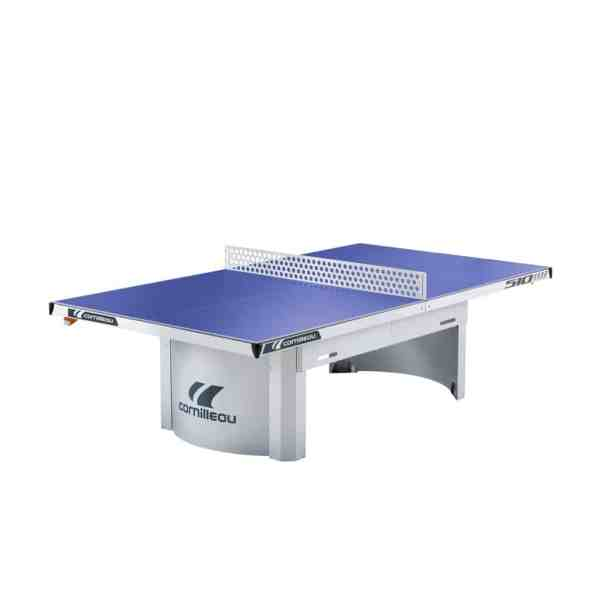 Cornilleau Pro 510M Blue Static Outdoor Table