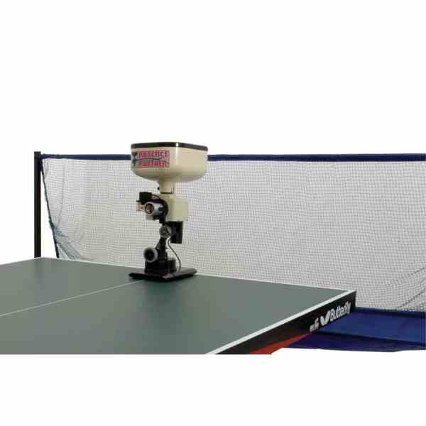 Practice Partner 20 Table Tennis Robot With Net