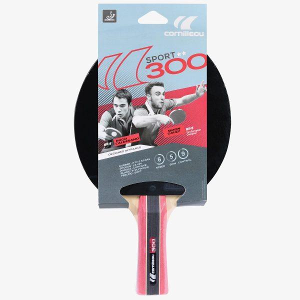 Cornilleau Sport 300 Table Tennis Bat