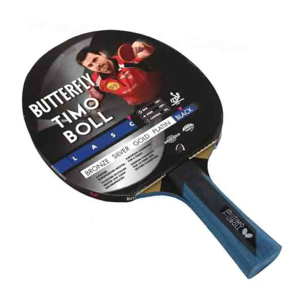 Butterfly Timo Boll Black Table Tennis Bat
