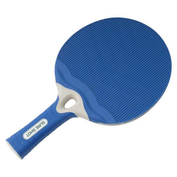 Sure Shot Matthew Syed Outdoor Blue Table Tennis Bat