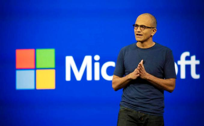 Nadella, CEO de Microsoft