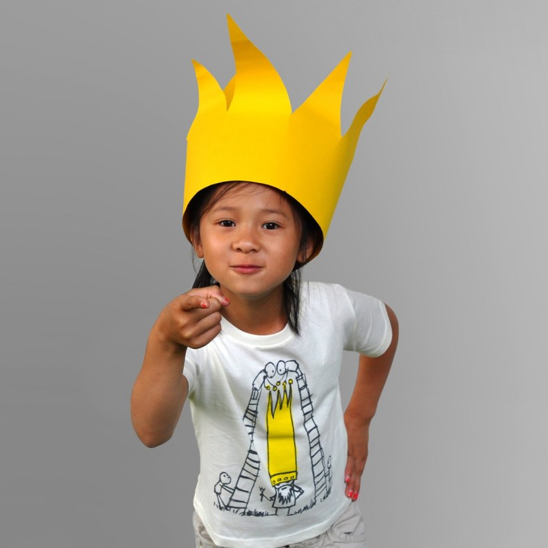 The kings crown T-shirt