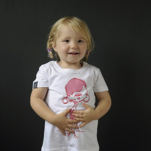 Kids, T-shirt, organic cotton