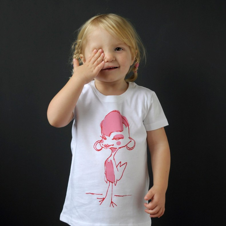 Miss Birdy T-shirt