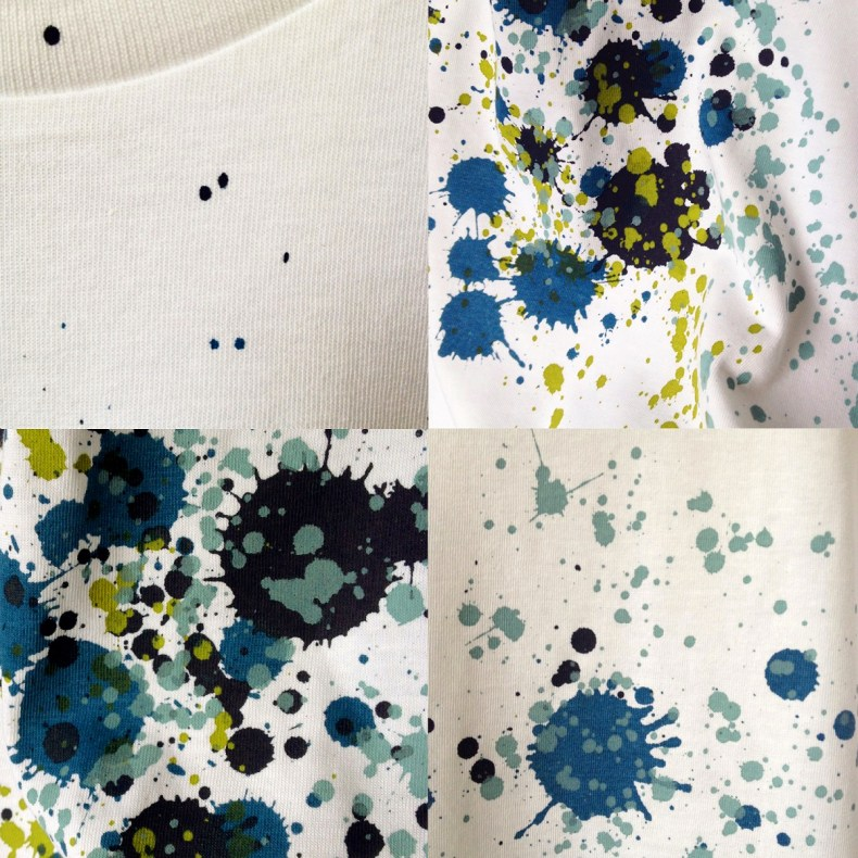 Painting by numbers Tee