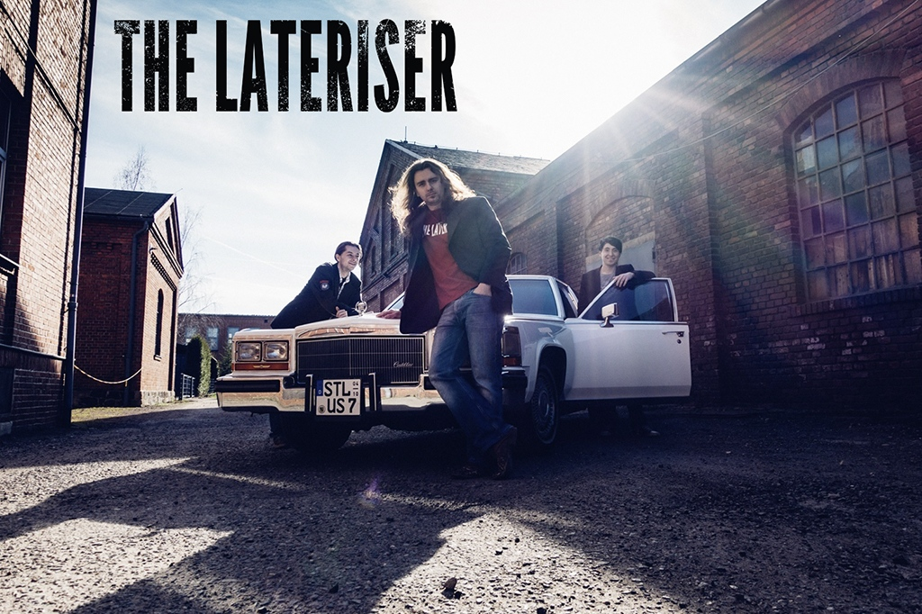"The LATERISER ""BluFuRock"" made in Saxony als Support Live in Dormagen am 13.01.2018"