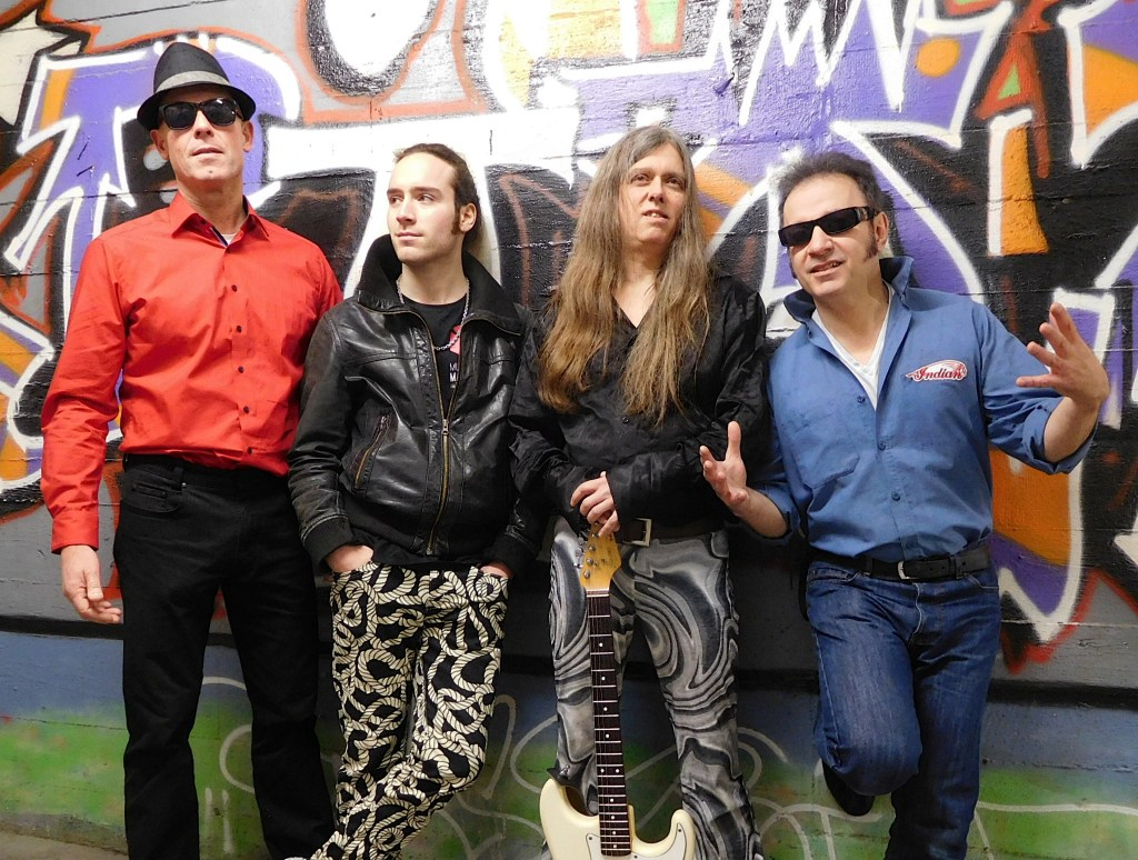 The Automatic Heroes Funkband am 15.11.2019 Live im Pink Dormagen