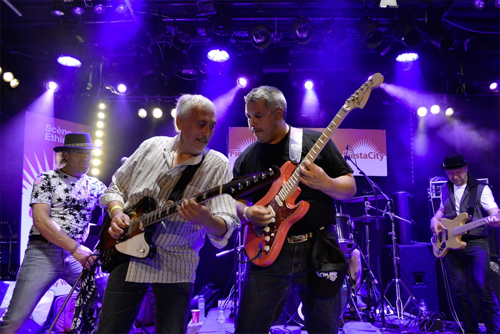 From the Road Live im Pink Dormagen am 24.05.2019