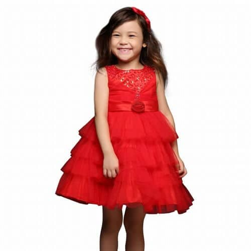 5 Different Types of Party Dresses for Baby Girls - Indian ...