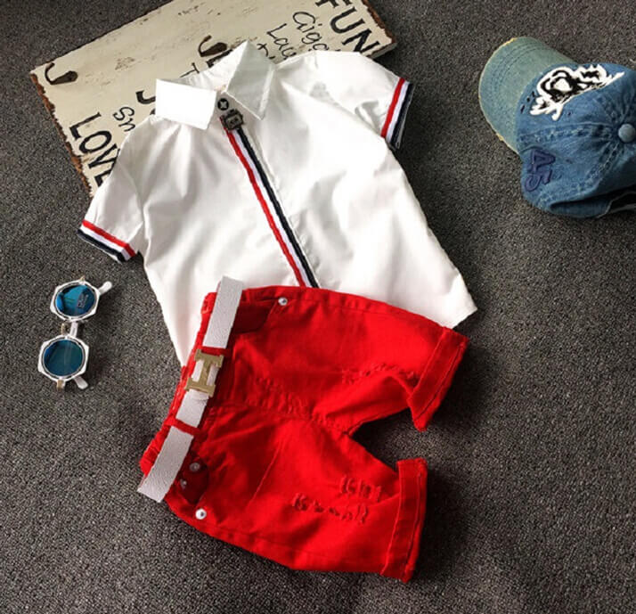 1 Year Old Boy Dress For Birthday Cheap Online