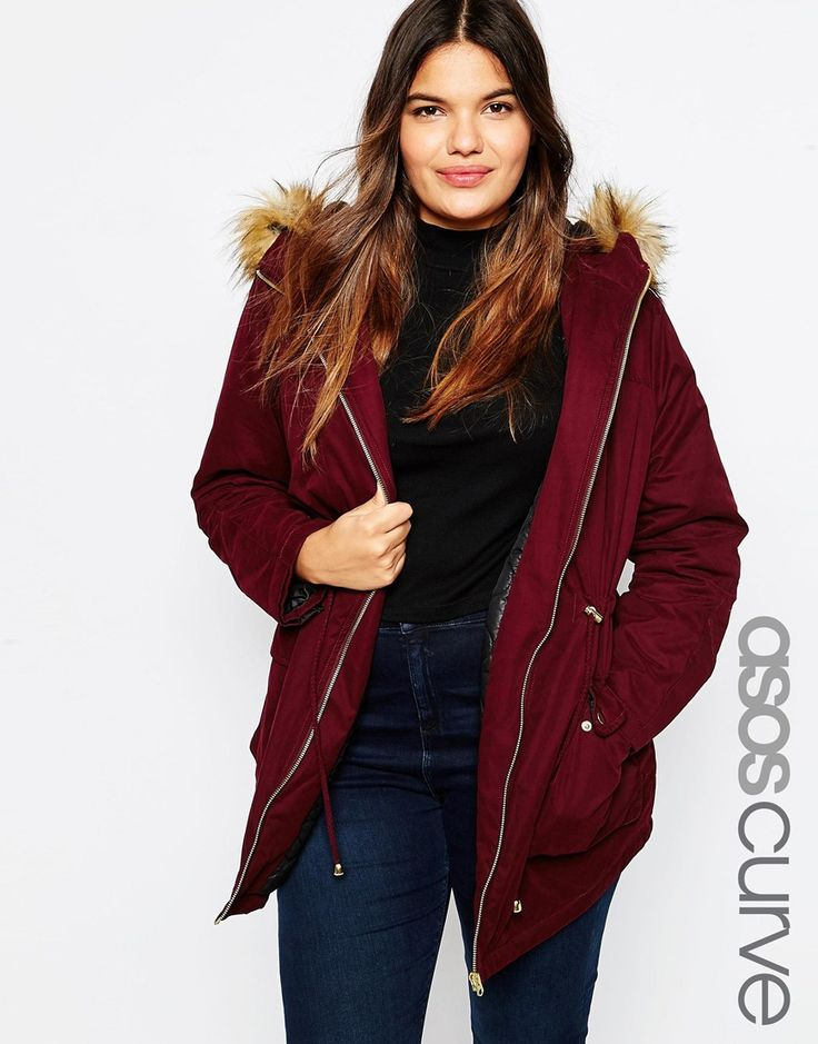 www.pinkcaboodle.com 5 Winter Plus Size Coats
