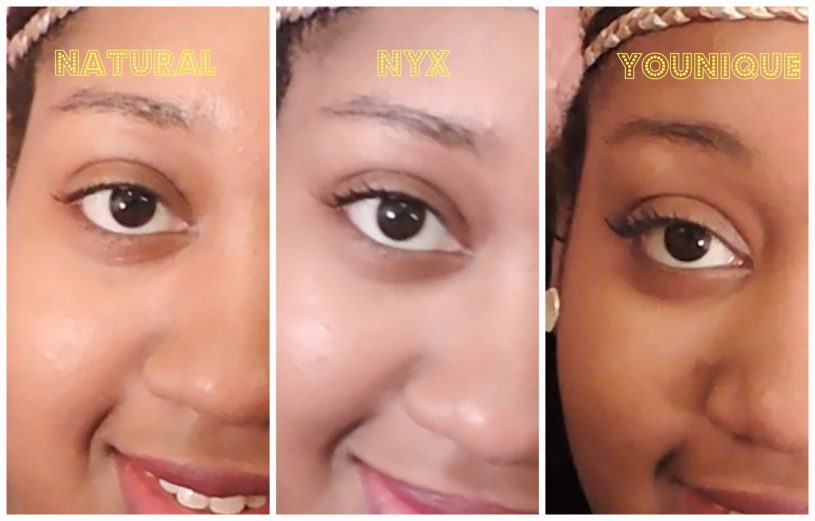 www.pinkcaboodle.com lashes comparison