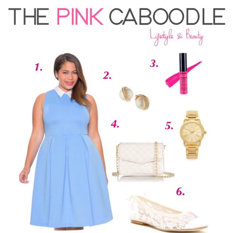 www.pinkcaboodle.com Flirty n Blue