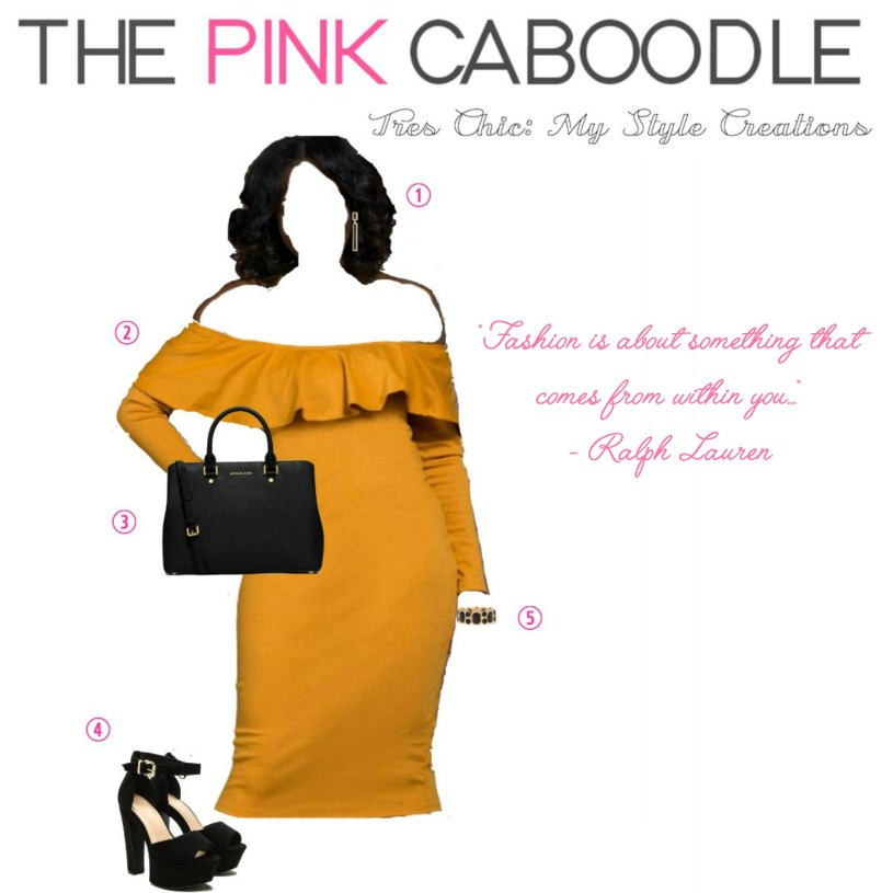 www.pinkcaboodle.com MyStyle Marigold