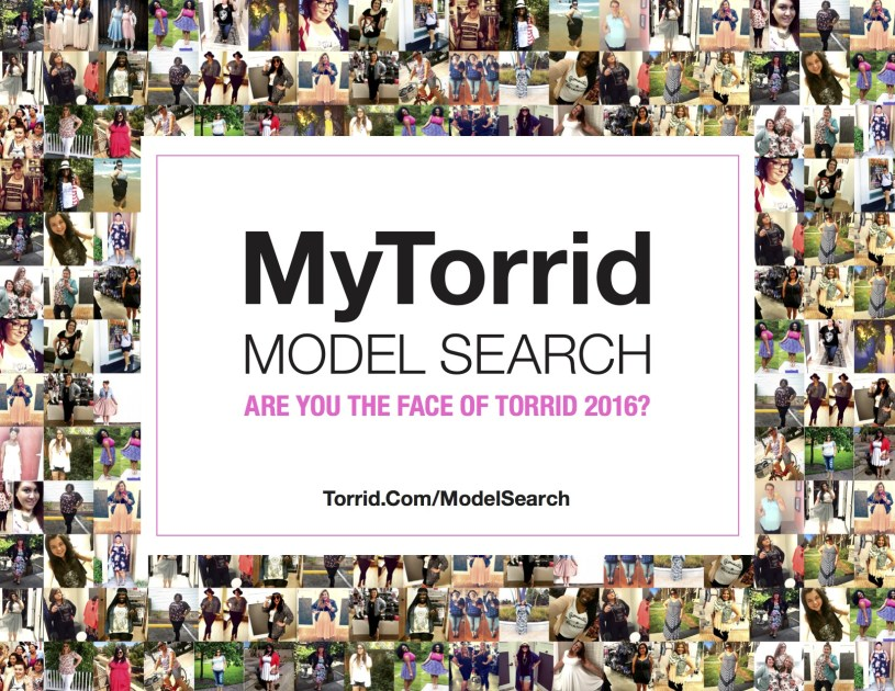 www.pinkcaboodle.com Torrid Model Search
