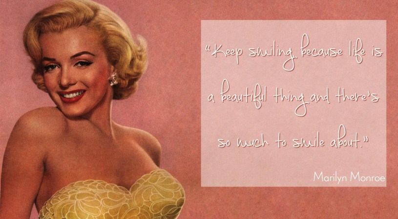 www.pinkcaboodle.com 7 Timeless Quotes from Classic Women in Hollywood