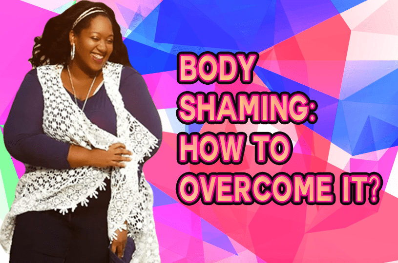 www.pinkcaboodle.com Let's Chat: Body Shaming