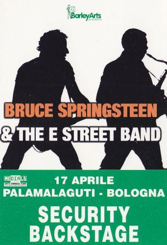 bologna 17 aprile 1999