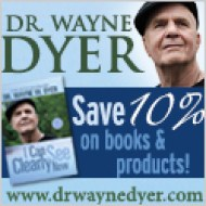 Save 10% on Wayne Dyer Products