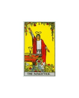 The Magician Empowerment