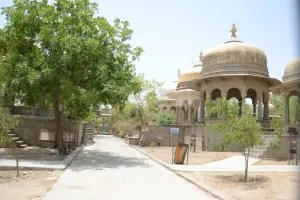 Cenotaphs Of Kachhawa Rulers