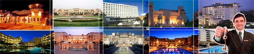 hôtels à Jaipur