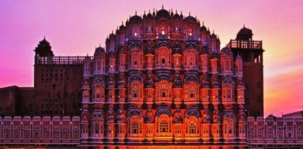 Image result for images of hawa mahal