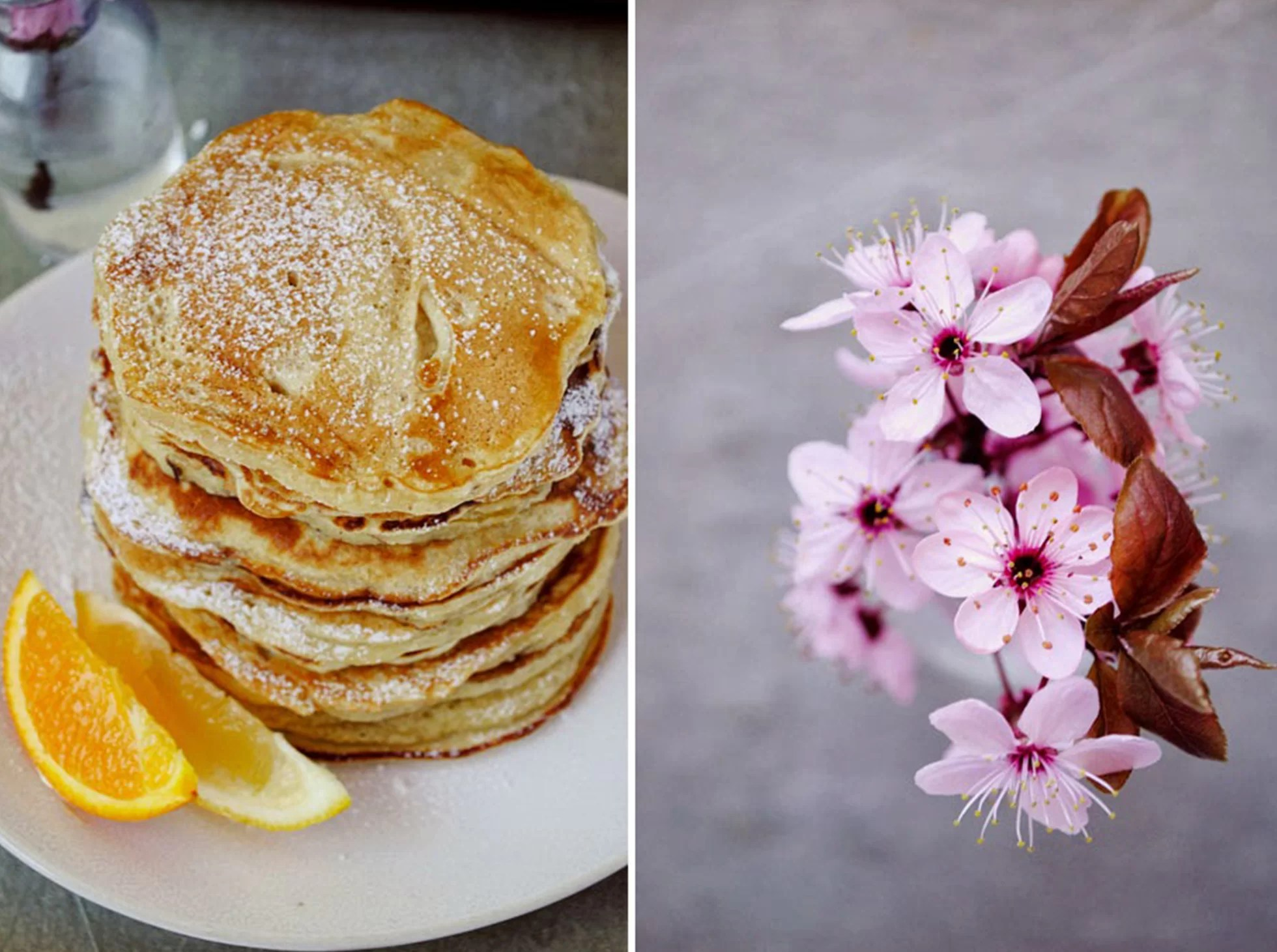 Pancakes z kaszy mannej