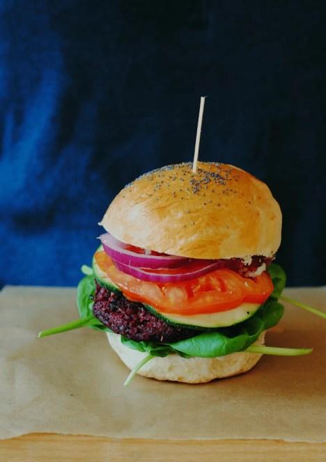 Domowe bułki do burgerów