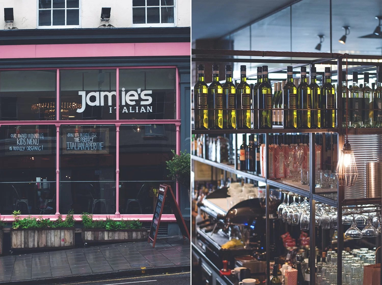 Jamies Italian Bristol
