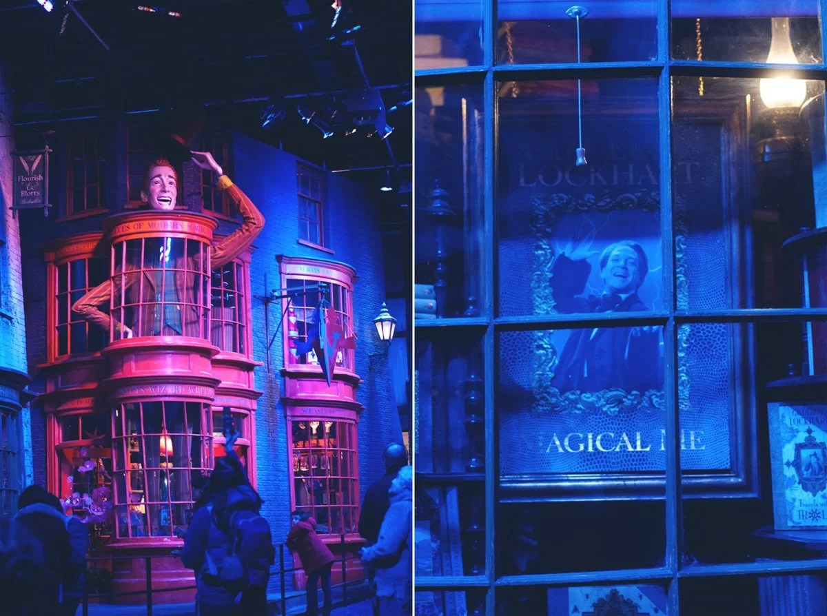 Muzeum Harry Potter Londyn