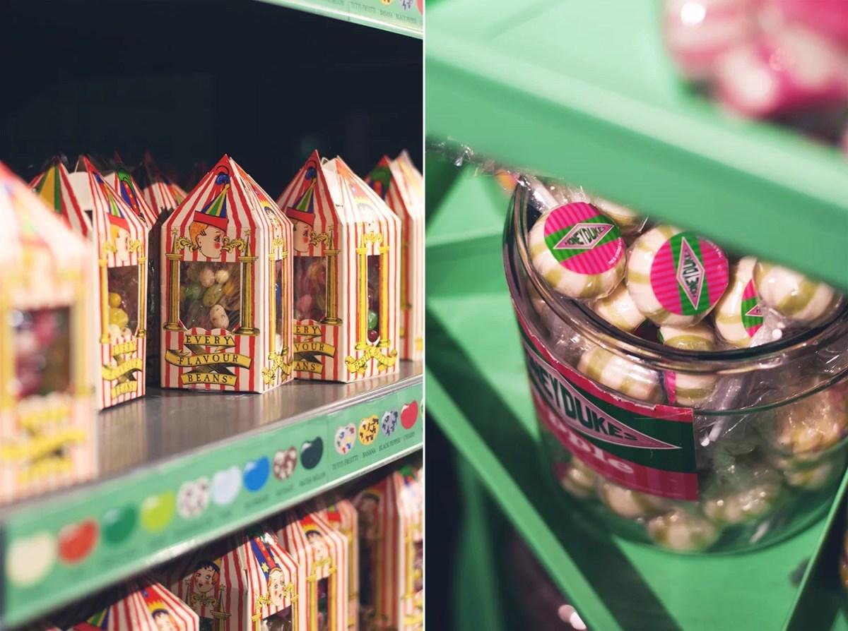 Sklepik ze słodyczami Harry Potter
