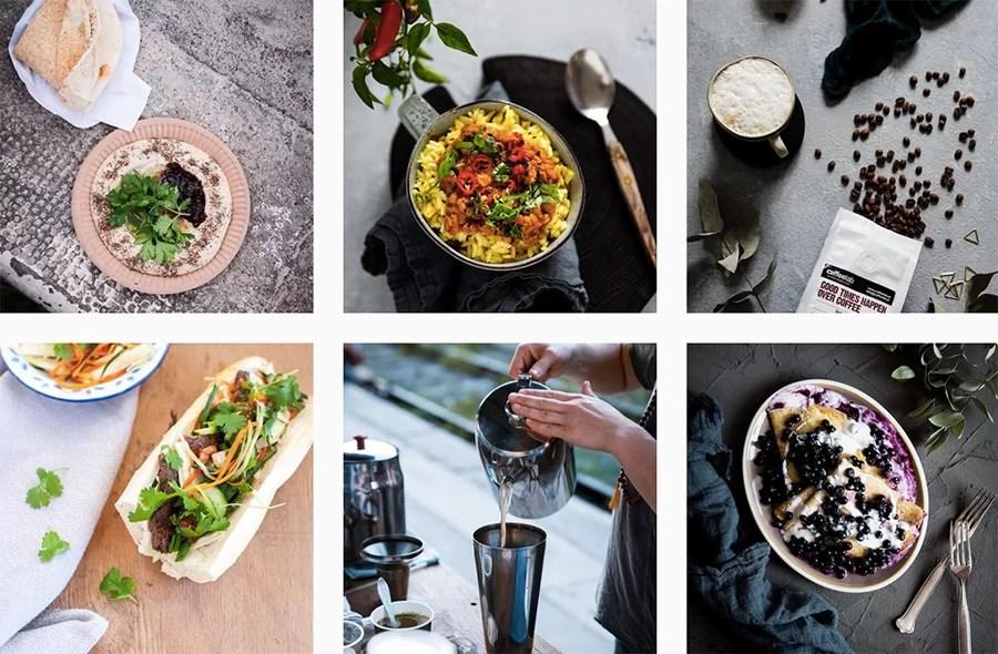 Fotografia kulinarna 10 profili na Instagramie, które inspirują