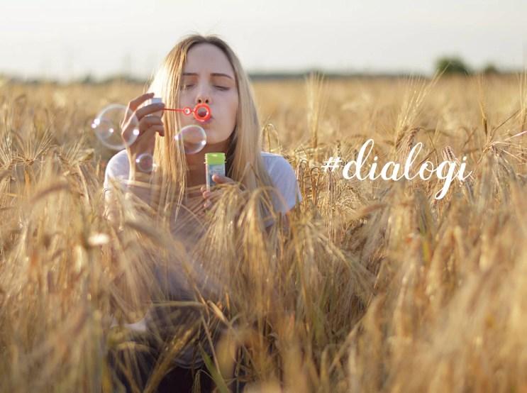 Nowy cykl na blogu, zobacz pierwsze #dialogi