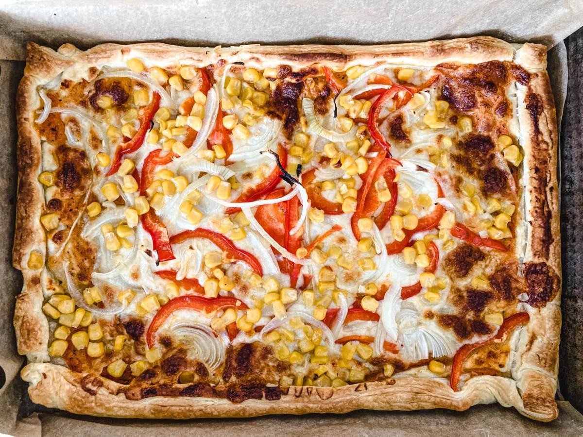 Przepis na prostą pizzę
