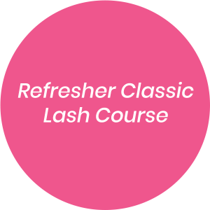 Refresher Classic Lash Course