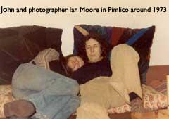 Ian Moore (Emo). lives a quiet life in Brighton.